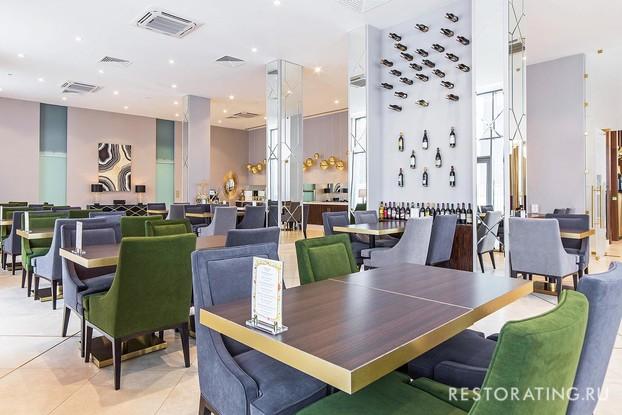 ресторан «Lahta Plaza», Санкт-Петербург