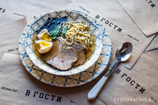 Ресторан «В гости», Санкт-Петербург