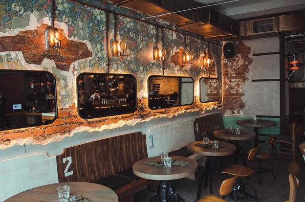 ресторан «Masters & Margaritas», Санкт-Петербург