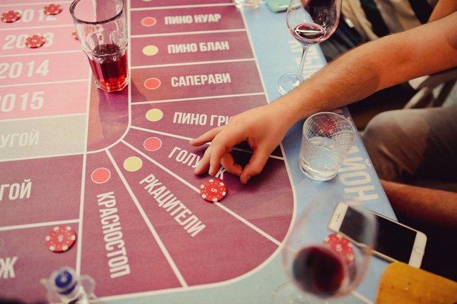 Муксун: Винное казино