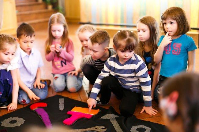Чечил: Детский праздник с троллями