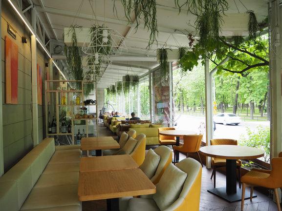 Mze (Ресторан Солнца): Открытие летней террасы