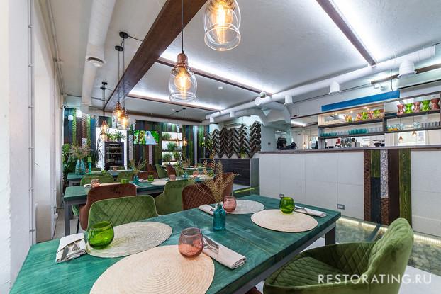 ресторан «Есть3», Санкт-Петербург