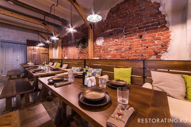 ресторан «Дон Боско», Санкт-Петербург