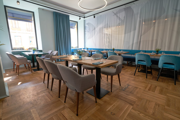 ресторан «Nomo», Санкт-Петербург
