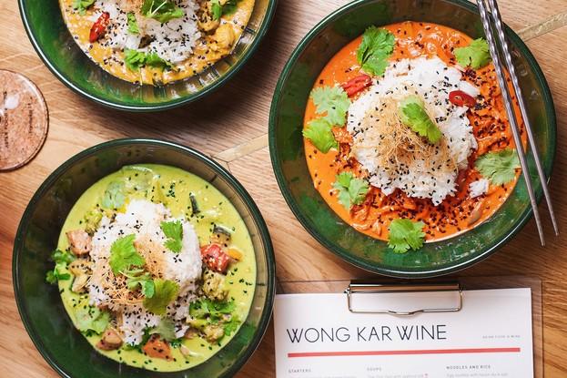 Ресторан «Wong Kar Wine», Санкт-Петербург