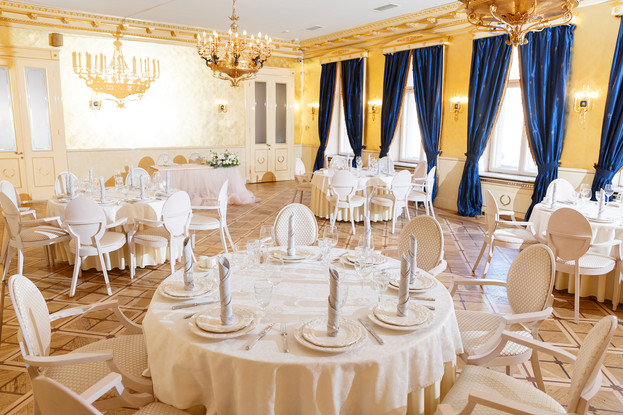 ресторан «Chateau Vintage», Санкт-Петербург