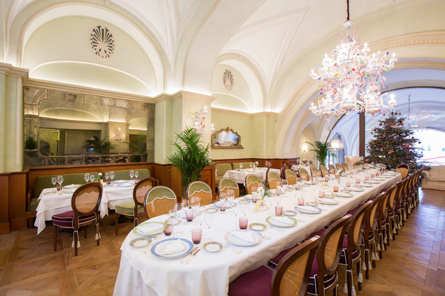 ресторан «Bosco Cafe», Санкт-Петербург