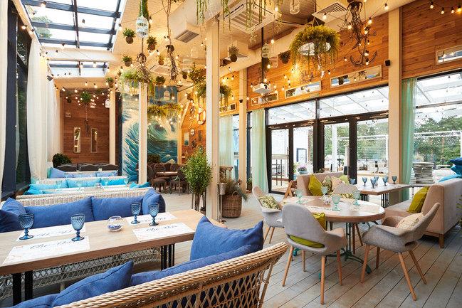Che-Dor: Открытие ресторана