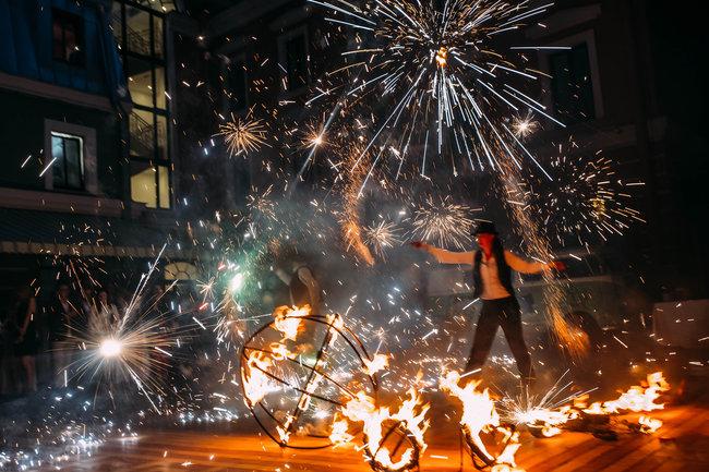 Симпозиум: Венецианский новый год