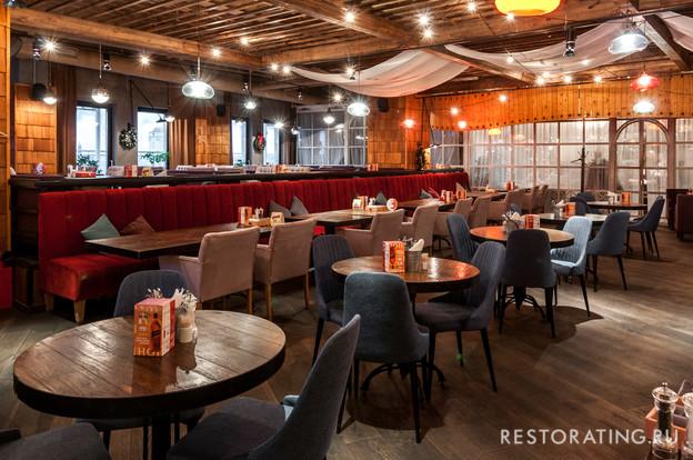 ресторан «Большая кухня», Санкт-Петербург