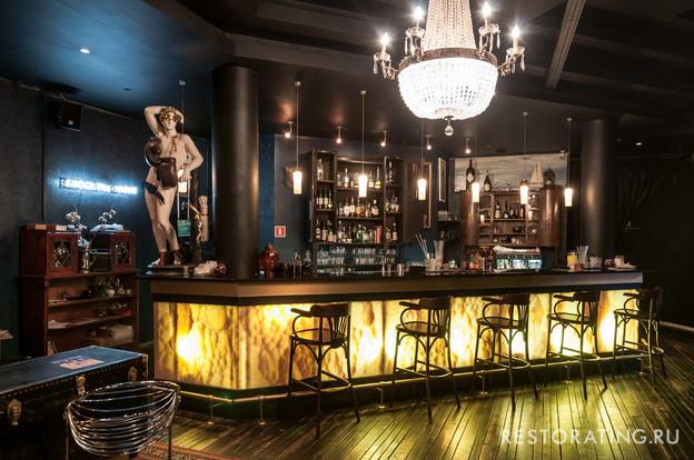 ресторан «Квартира 8», Санкт-Петербург