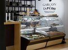 Кафе Манеж + Garçon