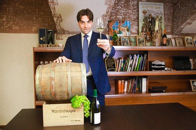 Вино и вода: Великие дома Шампани