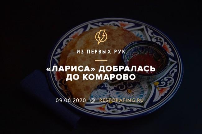 В Комарово работает «Лариса»