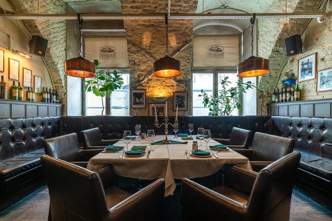 Stroganoff Steak House: Тарантино Style Party