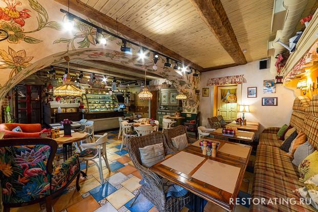 ресторан «Гости», Санкт-Петербург
