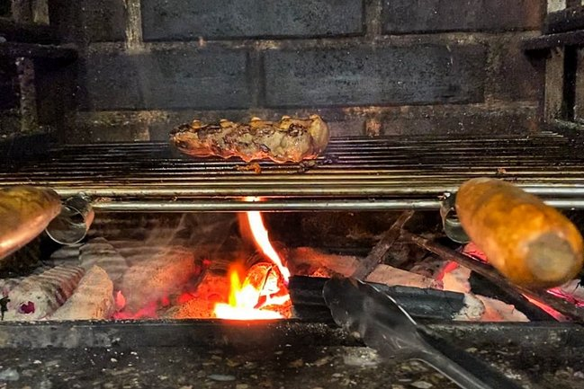 Блюда из жаровни
