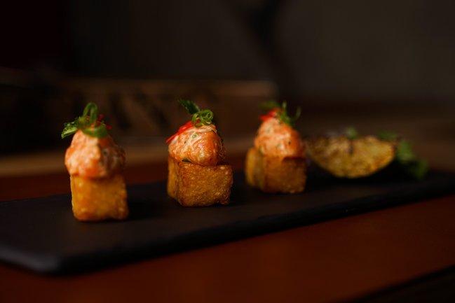 Chang: Индийский гастрономический ужин