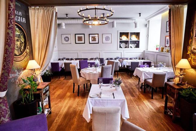 Romeo's Restaurant: Вечер живой музыки