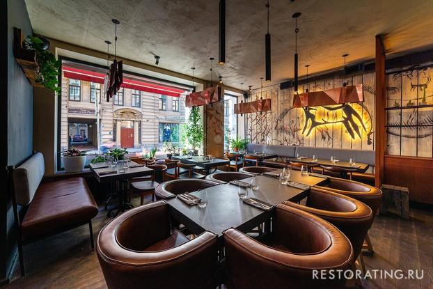 ресторан «Red. Steak & Wine», Санкт-Петербург