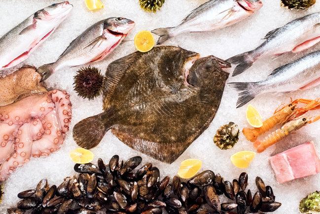 Francesco: Большая рыбная лавка