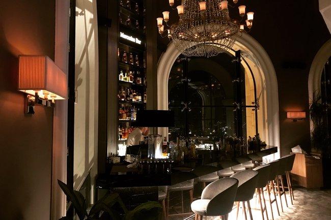 Mercedes Bar: Вечер с коктейлями