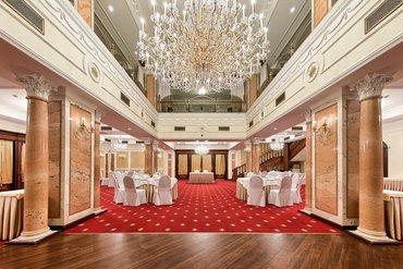 Банкетные залы Grand Hotel Emerald