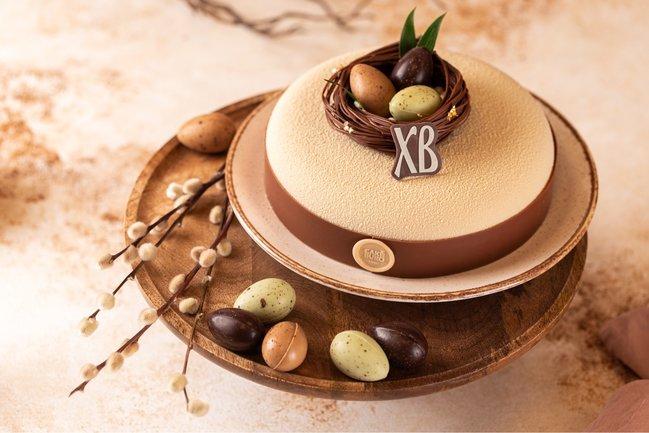 Кофемания: Пасхальная коллекция десертов