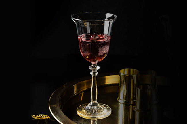 Cristal: Винный ужин