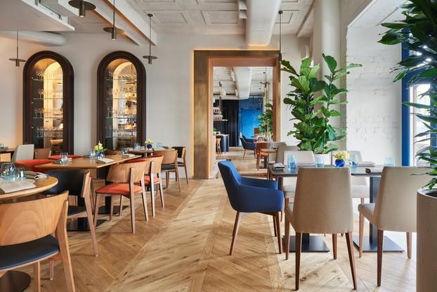 ресторан «Sixty Four», Санкт-Петербург