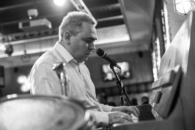 Jazzberry: Alex Prof's Band