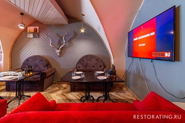 ресторан «Филипп прилип», Санкт-Петербург